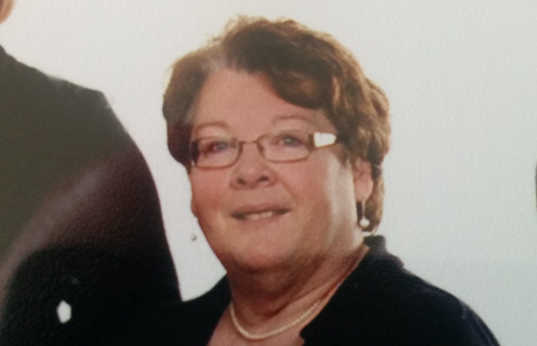 Former teacher Margo Whitelaw who died on holiday.