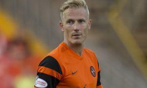20/07/16    DUNDEE UNITED v COWDENBEATH    TANNADICE - DUNDEE    Dundee United's Nick van der Velden