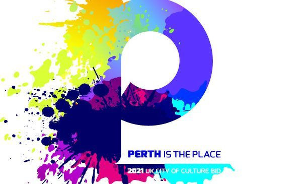 The official logo of the Perth City of Culture 2021 campaign.