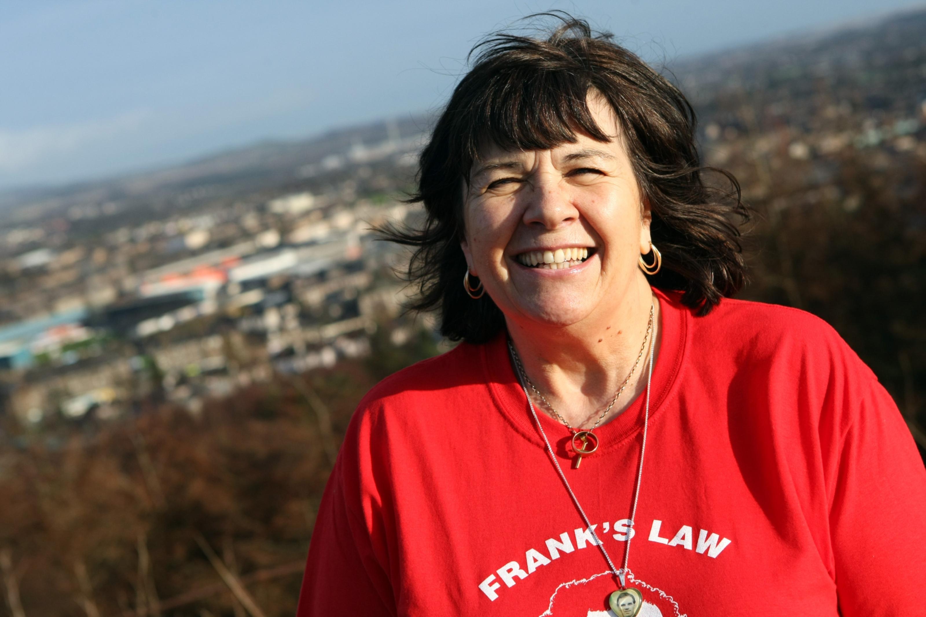 Frank's Law campaigner Amanda Kopel