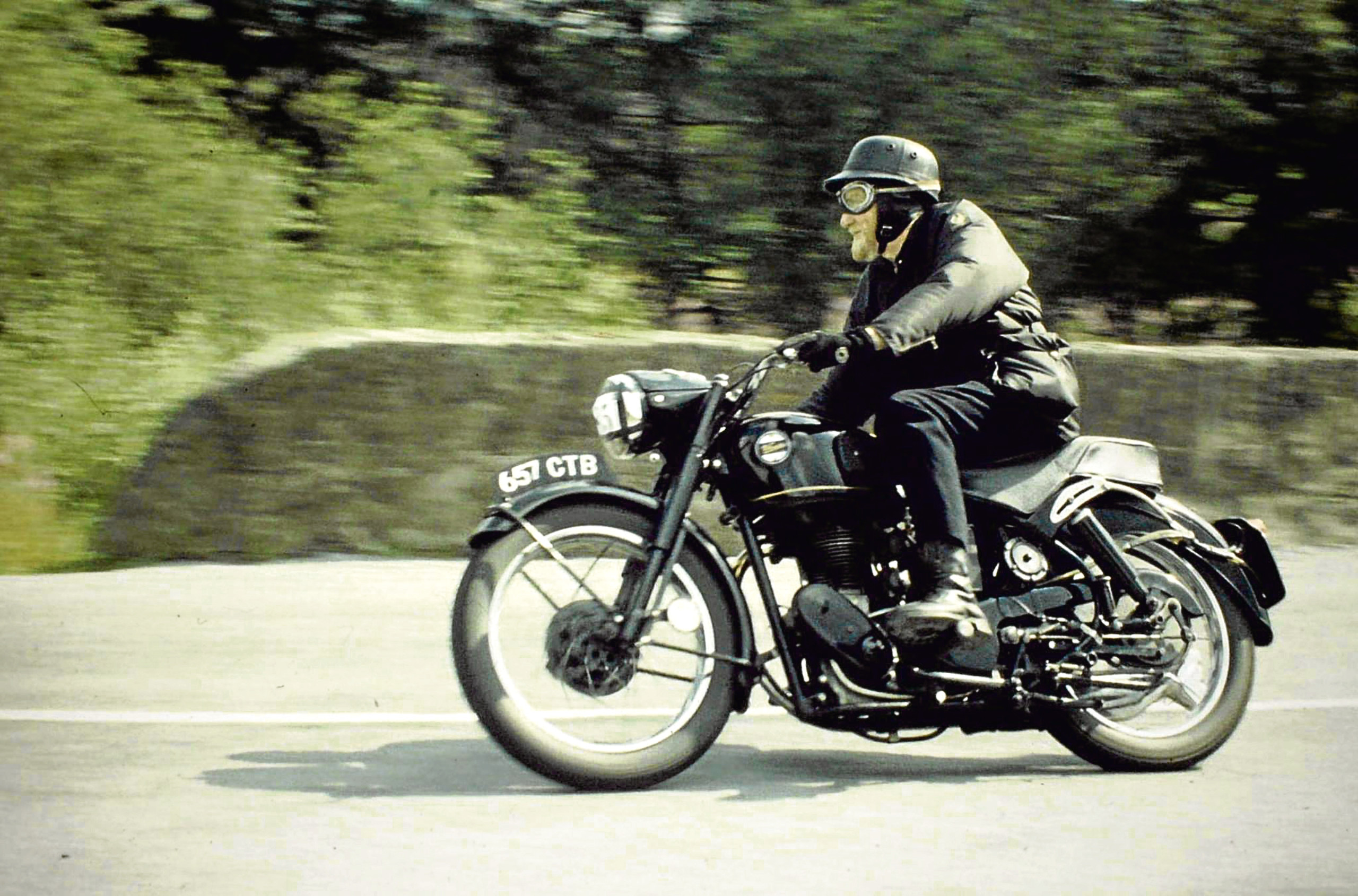 The 42nd Scottish National Assembly of Vintage Motorcycles will be held at Blairgowrie Rugby Ground this weekend.