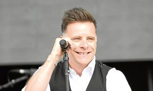 Ricky Ross of Deacon Blue, who headlined OAITS in 2015.