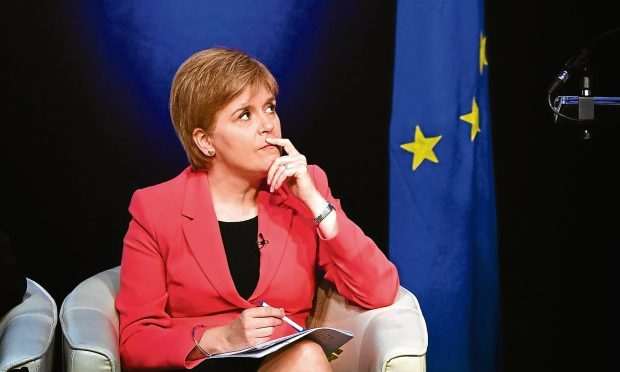Nicola Sturgeon and her ministers have had meetings with European counterparts