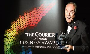 Gyles Brandreth is returning to host the Courier Business Awards for a second time.