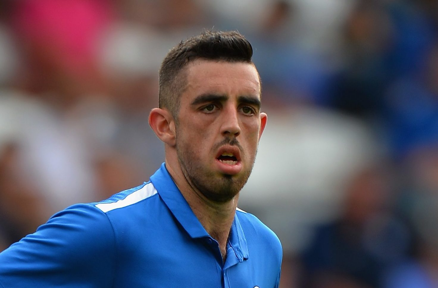 Joe Gormley.