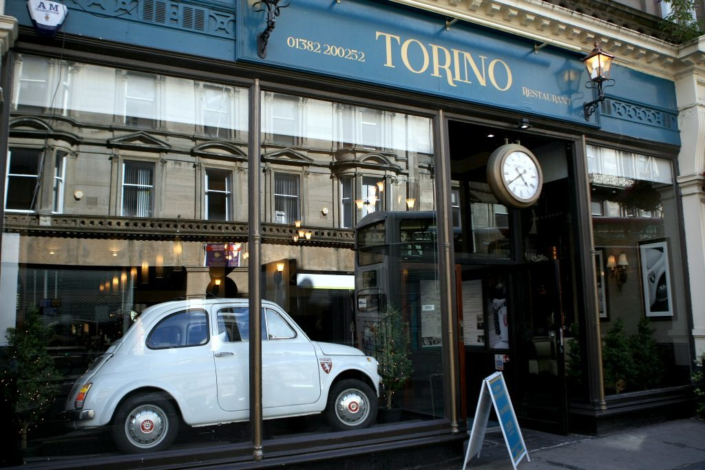 Torino Italian Restaurant in Dundee comes under our scrutiny this week.