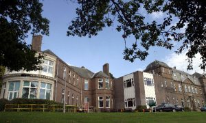 Two wards for the elderly at Dundee's Royal Victoria Hospital are to close.