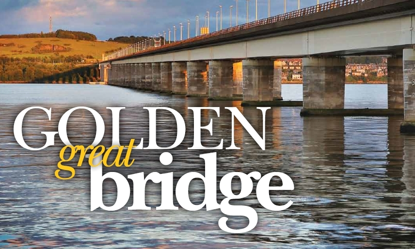 This week's magazine takes an in-depth look at the Tay Road Bridge's first 50 years.