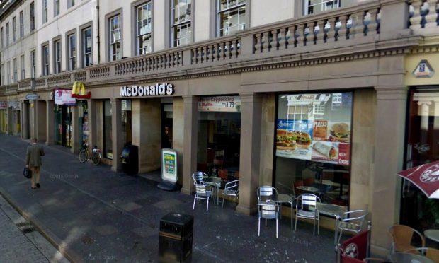 Jeremy Corbyn backs McDonald's staff first ever United Kingdom strike action