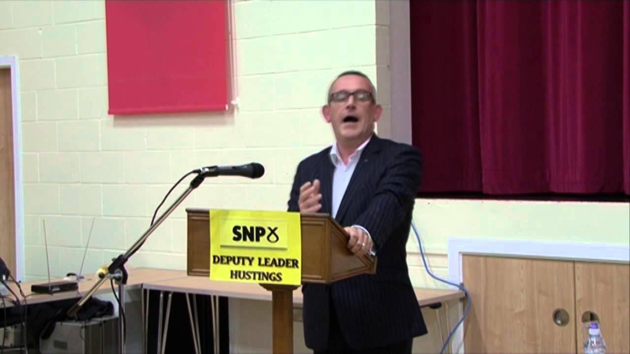 Dundee East MP Stewart Hosie