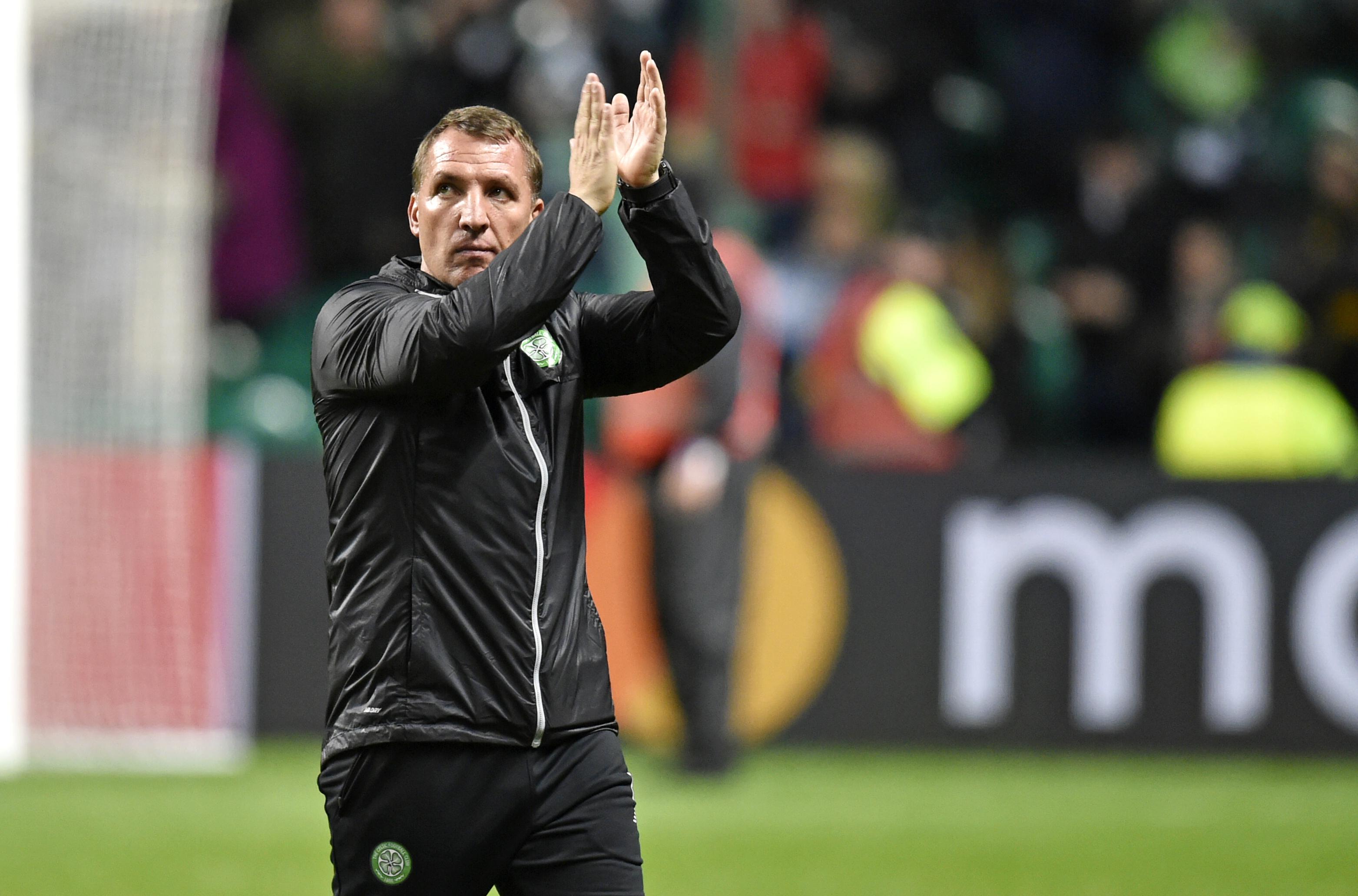 Brendan Rodgers.