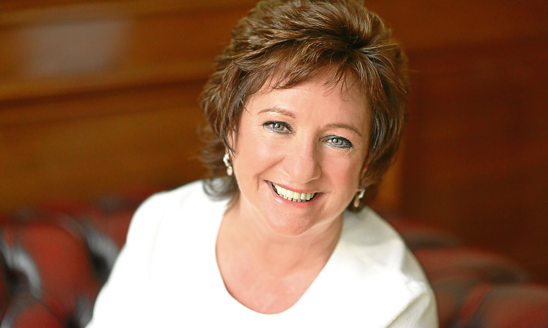 Liz Cameron , chief executive Scottish Chambers of Commerce.