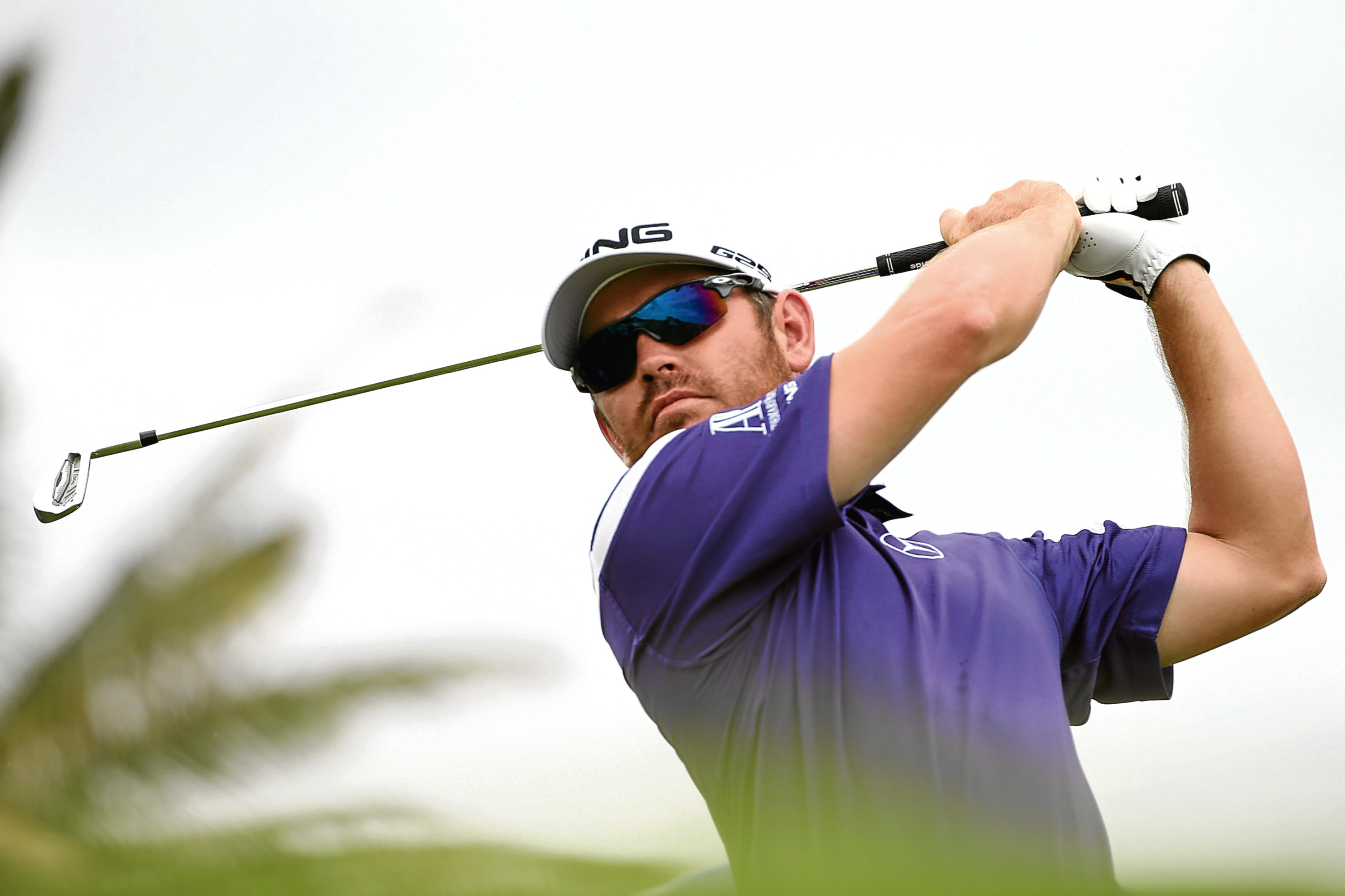 Louis Oosthuizen won the Perth International in February, but it'll be a different beast if he defends next year.