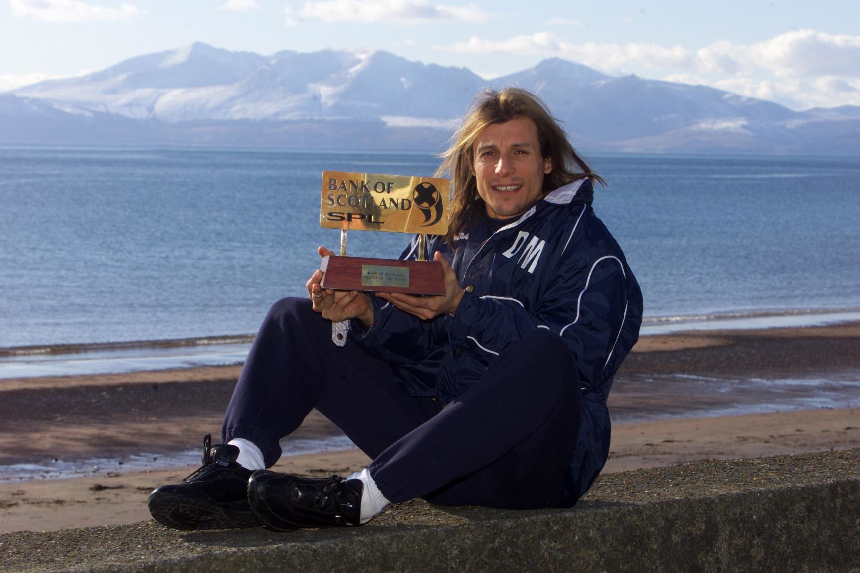 Claudio Caniggia was revered for his football at Dundee and his attitude.