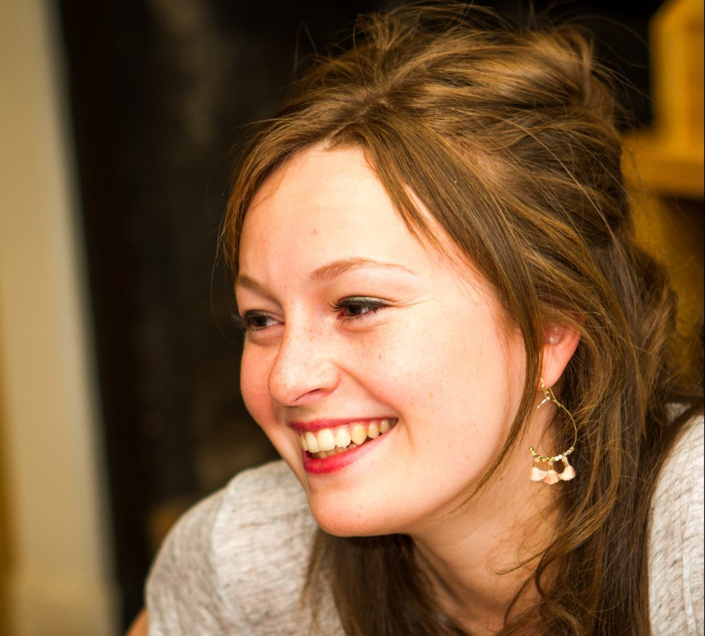 Former Great British Bake Off participant Flora Shedden from Perthshire