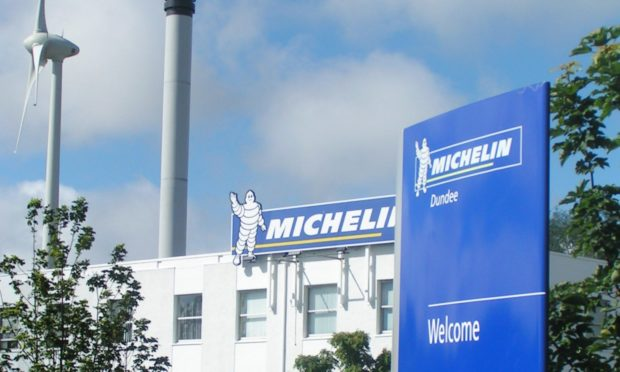 Michelin to close Dundee plant with loss of 845 jobs