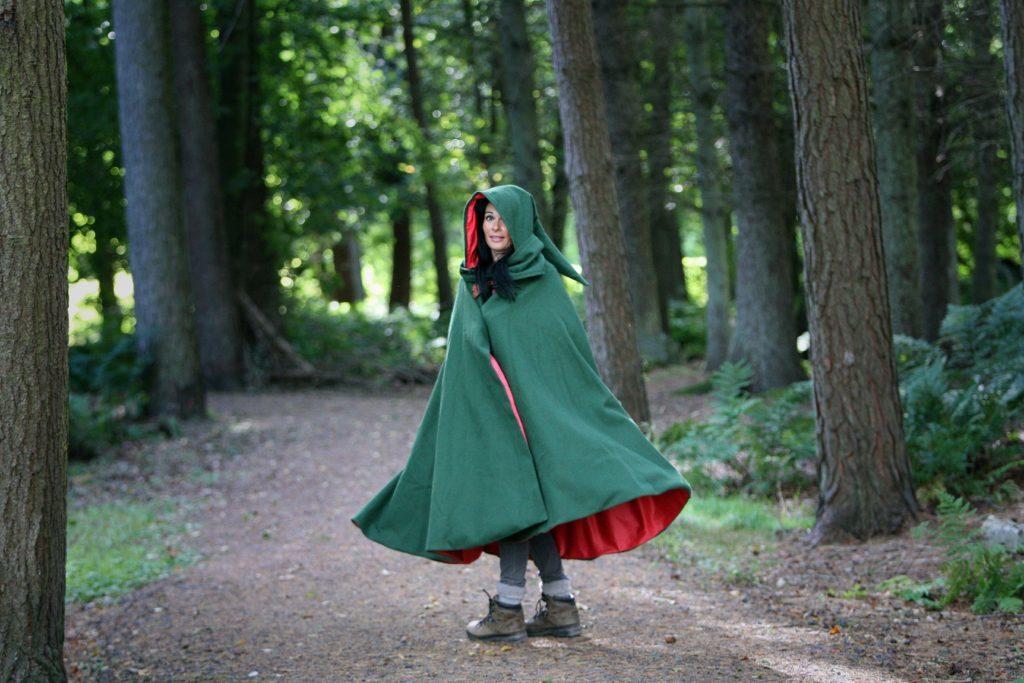Fairy meets fashionista?!
