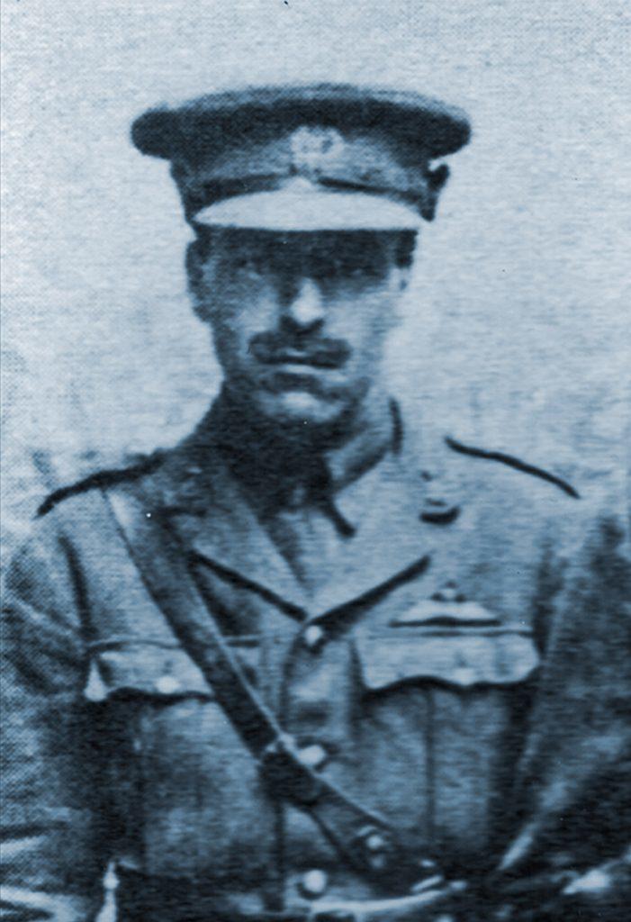 Francis Fitzgerald Waldron.
