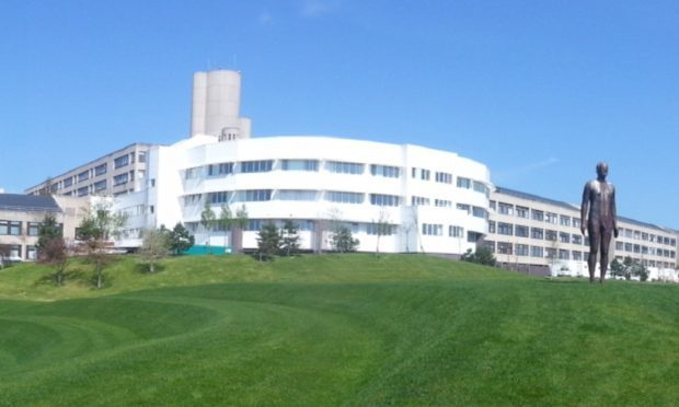 Staff shortages within Ninewells' kitchen led to changes to patients' meals.