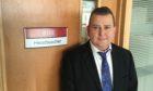 Ronnie Ross, Levenmouth Academy headteacher.