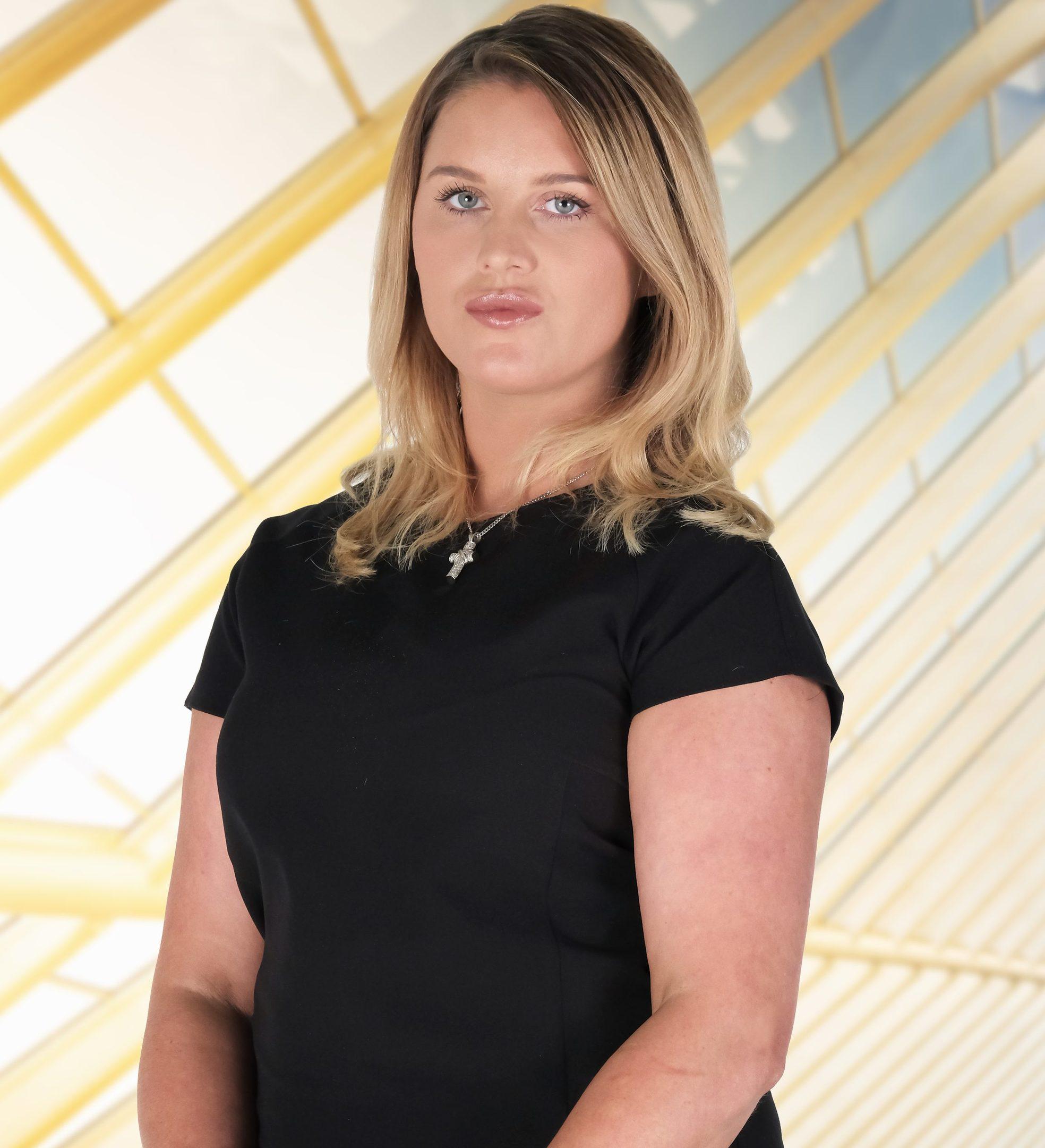 Hustler, Natalie Hughes
