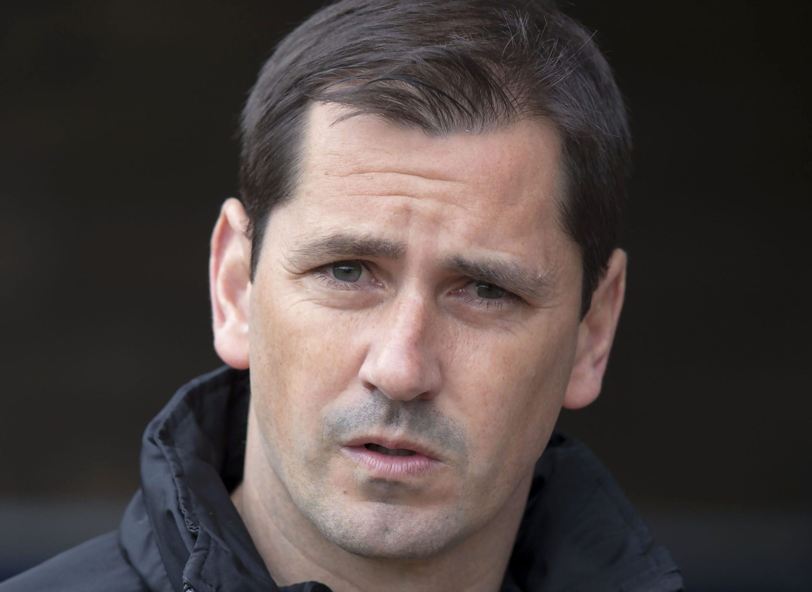 Jackie McNamara was United boss at the time.