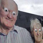 Pranksters' eye-popping Dundee stunt