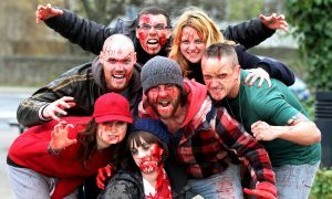 Plan Z zombie film will show Courier country at its bloody best