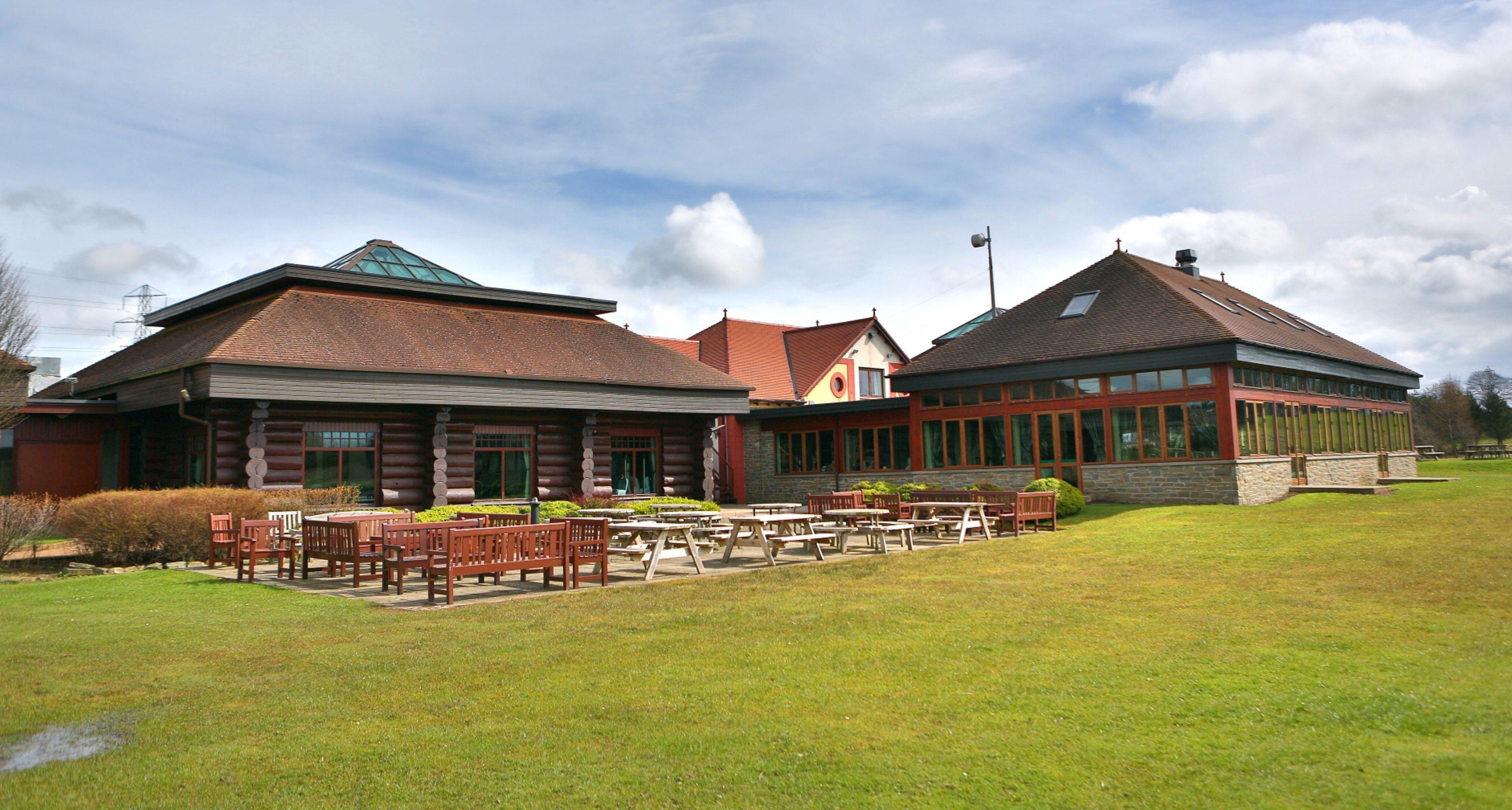 Piperdam resort.