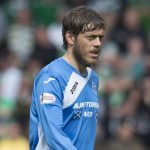 St Johnstone's Murray Davidson hoping next European adventure will be quieter than his last