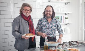 Hairy Bikers' cracking new fare