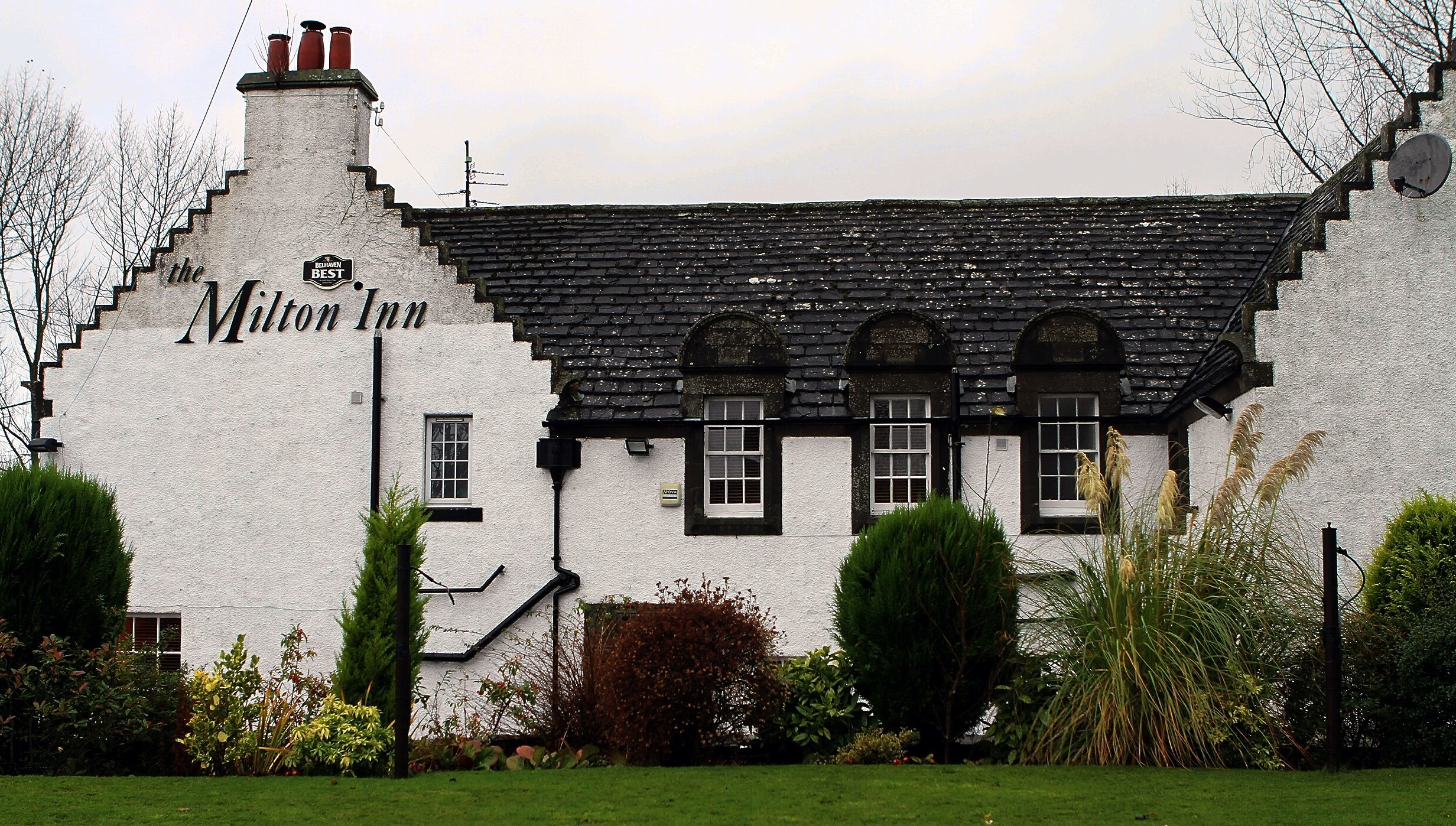 The Milton Inn , Monifieth