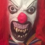 """Killer clown"" craze hits Perth as masked man bursts from trees to terrify walker"