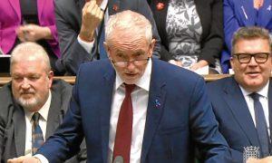 """Cunning plan is to have no plan"" — Corbyn makes Baldrick jibe at PMQs"