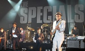 The Specials will be back in Courier Country for the first time since the 1970s this month.