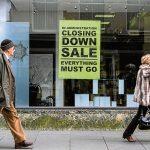 Number of retailers closing their doors rising
