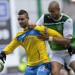 Dundee sign striker Marcus Haber