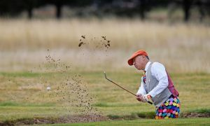 World Hickory Golf Open Takes Place In Carnoustie