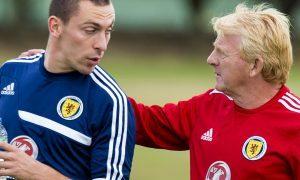 Opinion: Gordon Strachan had no choice but to take Scott Brown back