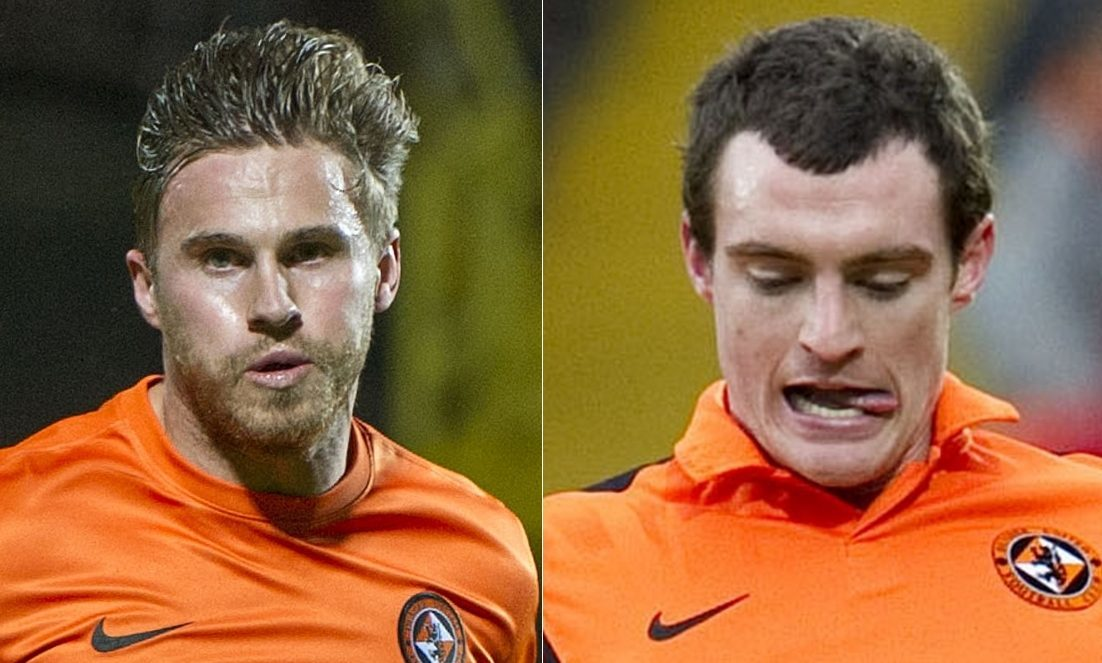 David Goodwillie and David Robertson.