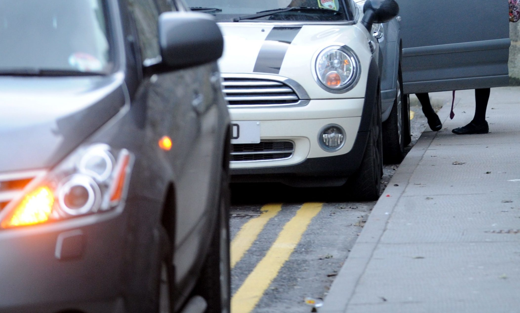 Councillors say there are options to alleviate Blairgowrie's parking issues