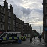 Dundee street reopened after six-hour lock-down