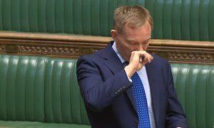 Fury as minister sets back 'pardons' for gay men