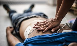 CPR — Having a go can save a life