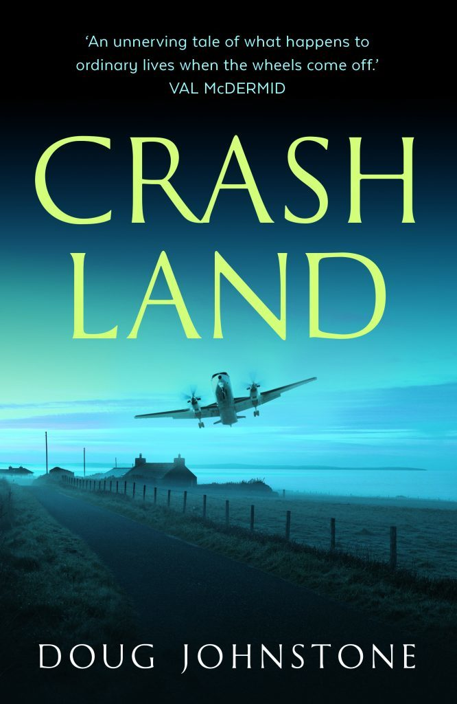 Scottish book review of the week: Crash Land by Doug Johnstone - The