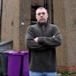 Fire has left Angus man with only the clothes he was given in hospital