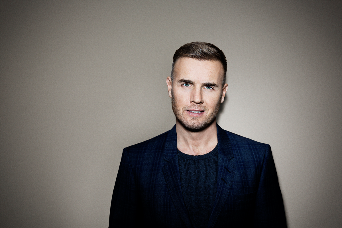 Gary Barlow announces three Irish dates as part of his 2018 tour