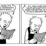 Oor Wullie and Broons books help teach Scots slang