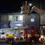 VIDEO: Firefighters tackle Perth Road blaze