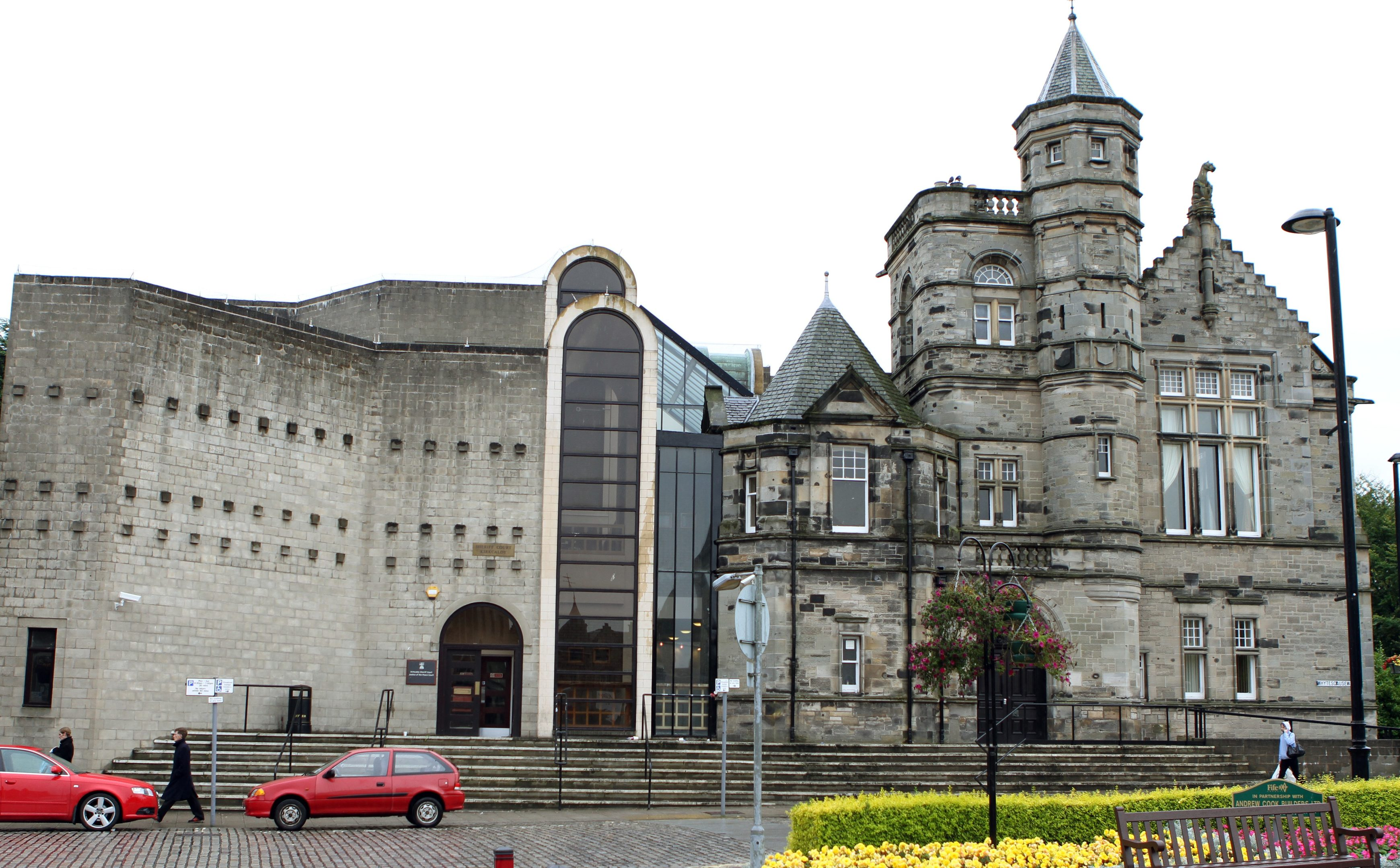 The trial will take place at Kirkcaldy Sheriff Court.